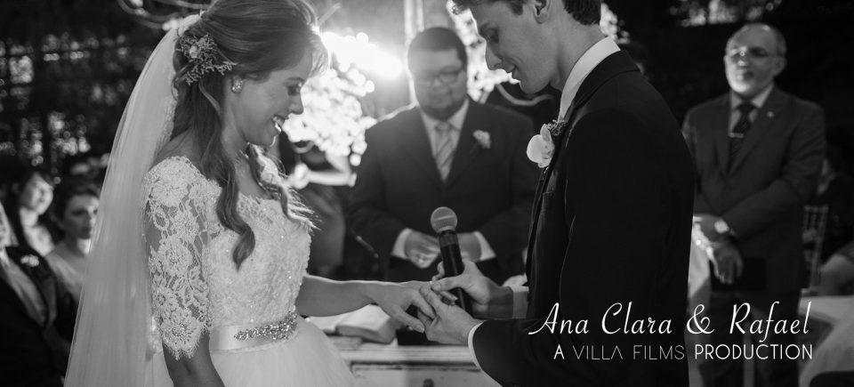Casamento Rafael Ana Clara - Enns Photography - Villa Films